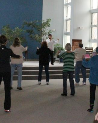 qigong for good health winter class 2015--52