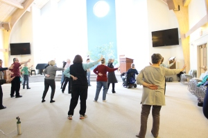qigong for good health winter class 2015--83